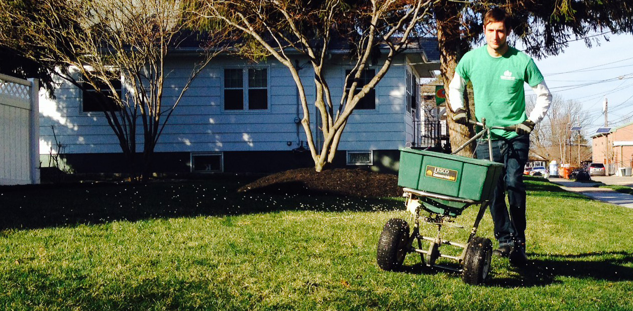 With Green Side Up: - Green Side Up Lawn Fertilization - Family Owned And Operated